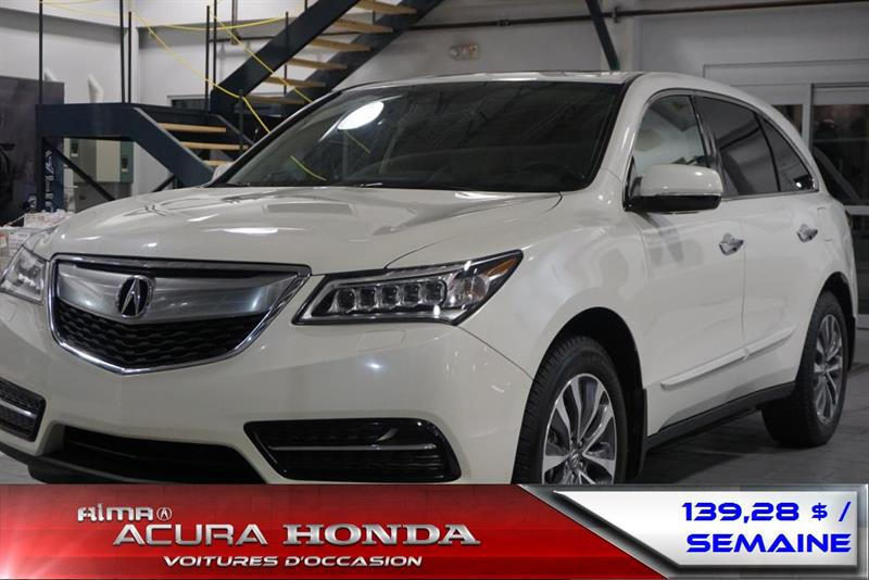 Acura MDX 2015 ENSEMBLE NAVIGATION #C861
