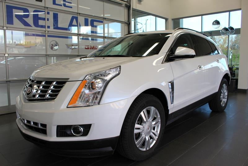 Cadillac SRX 2013 AWD Leather Collection #72950