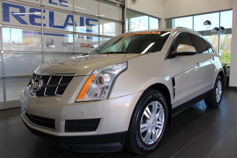 Cadillac SRX 2012 Luxury #K728307A