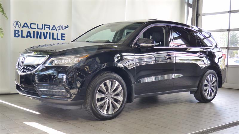 Acura MDX 2015 NAVIGATION ** SH-AWD ** Achat à partir de 2,9 % ** #A83137