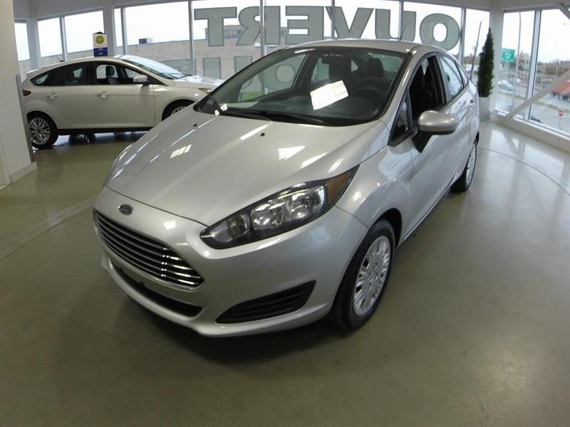 Ford Fiesta S 2014 #W0023A