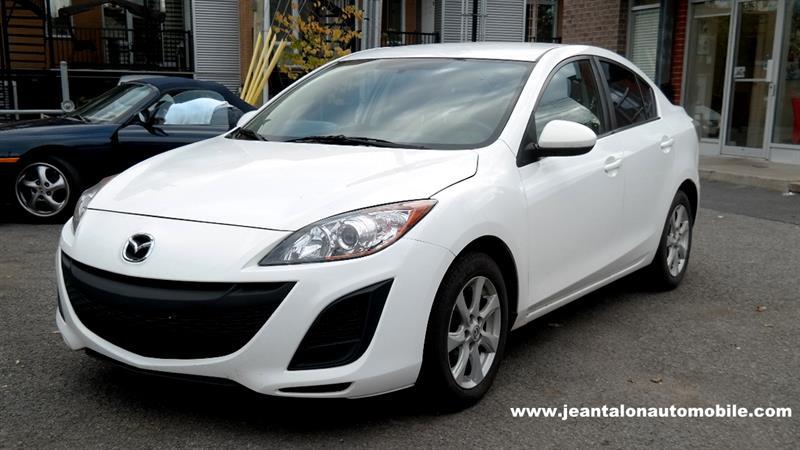 Mazda MAZDA3 2011 #MA11BL