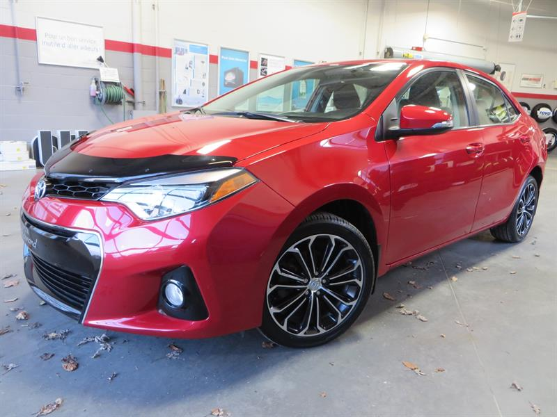 Toyota Corolla 2015 S Gr:B *TOIT + MAGS + AUTOMATIQUE* #U7653