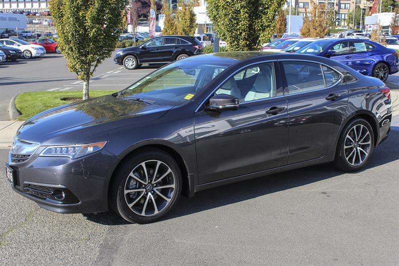 2016 acura tlx elite sh awd used for sale in victoria at campus acura. Black Bedroom Furniture Sets. Home Design Ideas