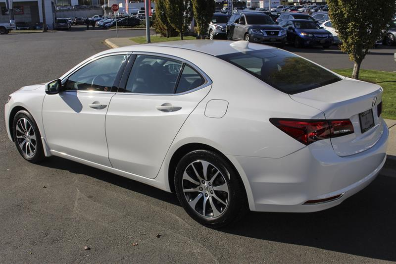 2016 acura tlx tech used for sale in victoria at campus acura. Black Bedroom Furniture Sets. Home Design Ideas