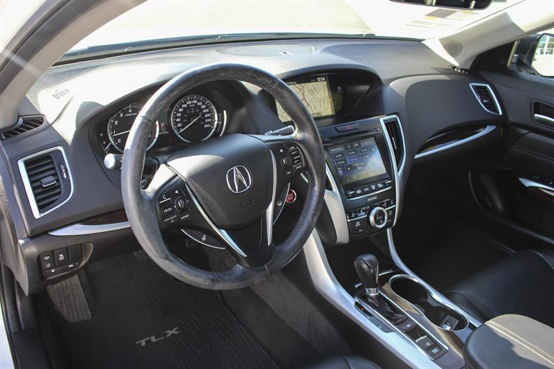 2016 Acura TLX Tech Used for sale in Victoria at Campus Acura