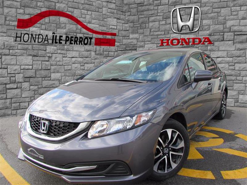 Honda Civic Sedan 2015 4dr Auto EX BLUETOOTH #44262