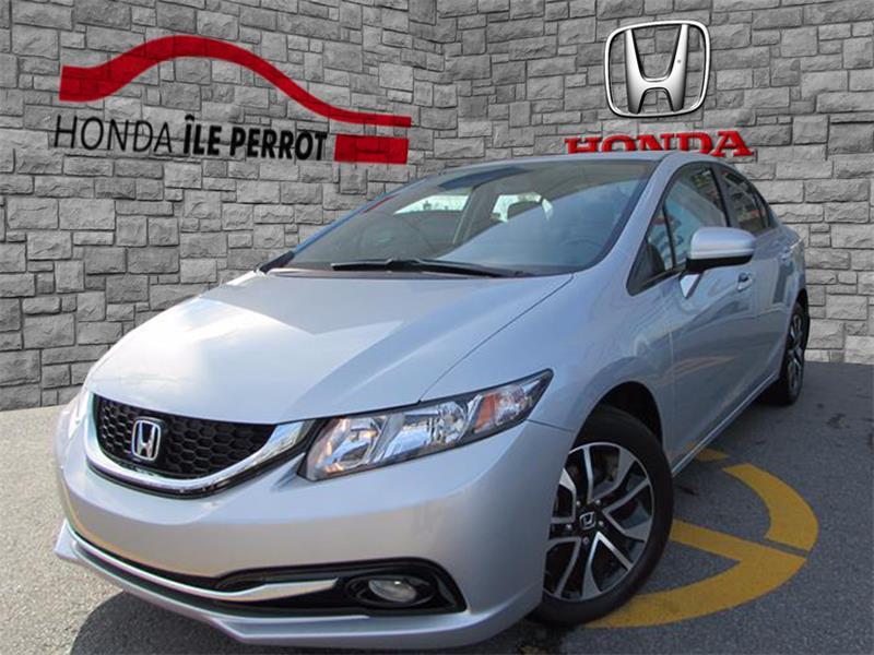Honda Civic Sedan 2015 4dr Auto EX TOIT OUVRANT CEMERA D ANGLE MORT #44271