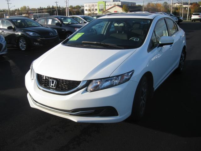 2015 Honda Civic EX #H291A