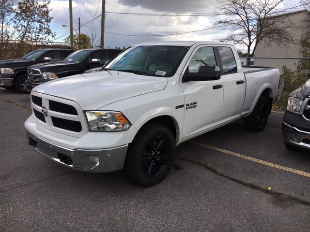 Ram 1500 OUTDOORSMAN ECODIESEL + ECRAN 8.4 + CAMERA ++ 2017