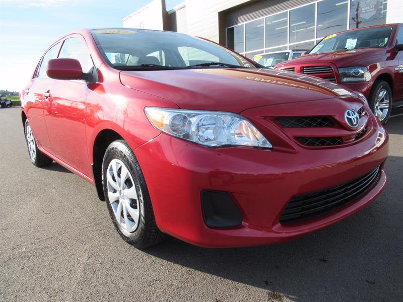 2013 Toyota Corolla CE | Automatic | Air Conditioning #U412