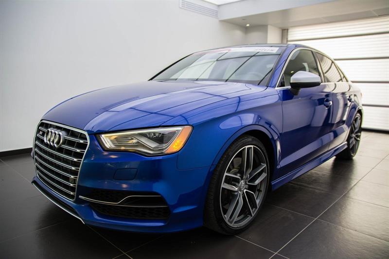 Audi S3 magnetic Ride,B&O,LED 2015
