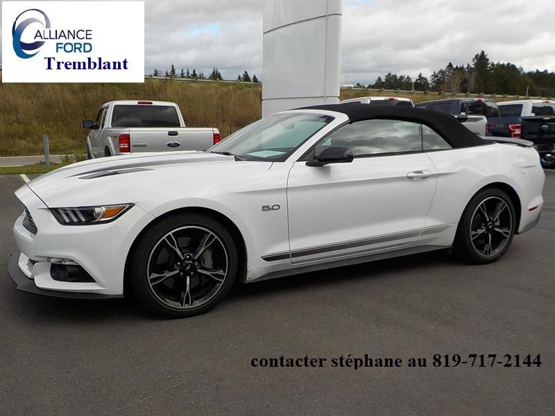 Ford Mustang 2016 2dr Conv GT Premium #c2920