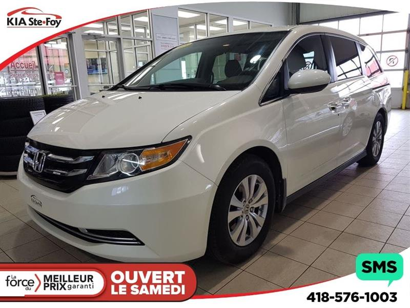 Honda Odyssey 2015 EX* CAMÉRA DE RECUL* SIÈGES CHAUFFANTS* BLUETOOTH* #U1602