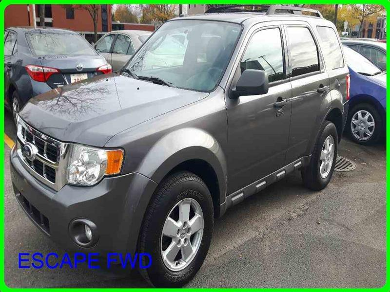 Ford Escape 2010 FWD XLT #370128A