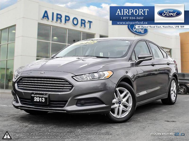 2013 Ford Fusion SE FWD with only 98,721 kms #AHL961