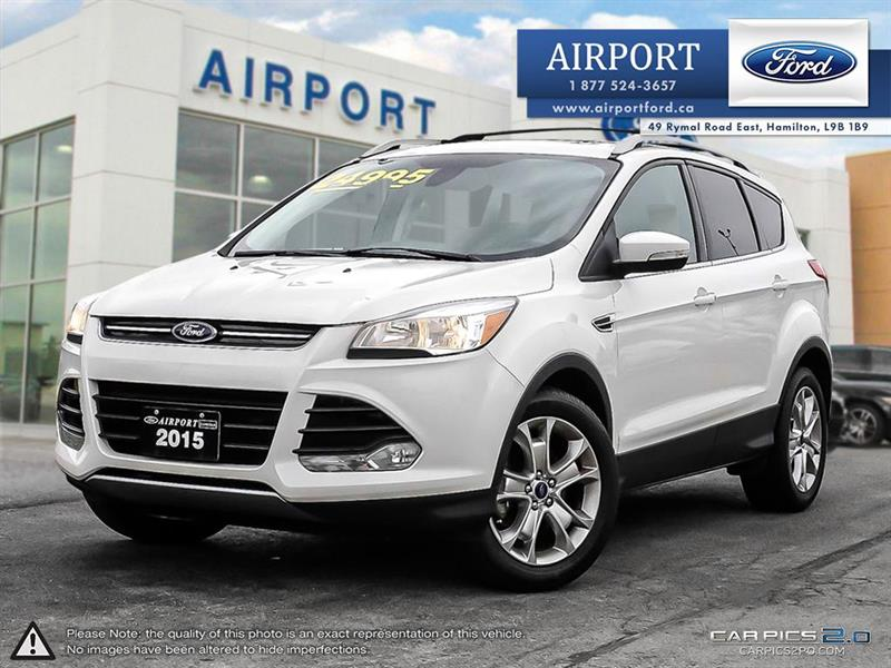 2015 Ford Escape 4WD Titanium only 58,942 kms #00H871
