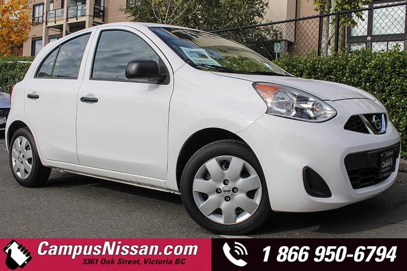 2015 Nissan Micra S #A7085