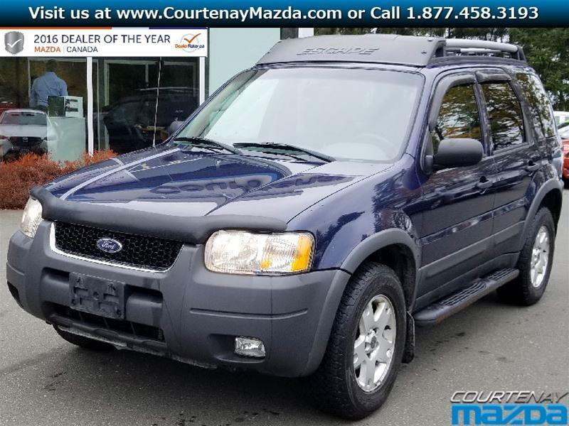2003 Ford Escape XLT Sport 4Dr 4WD 6CYL #17CX53569A