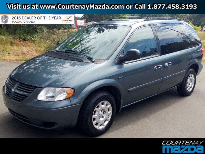 2005 Dodge Caravan SXT #17MZ54341A