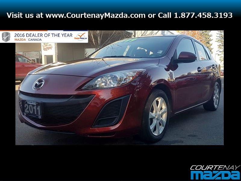 2011 Mazda Mazda3 Sport GS 6sp #17MZ54923A