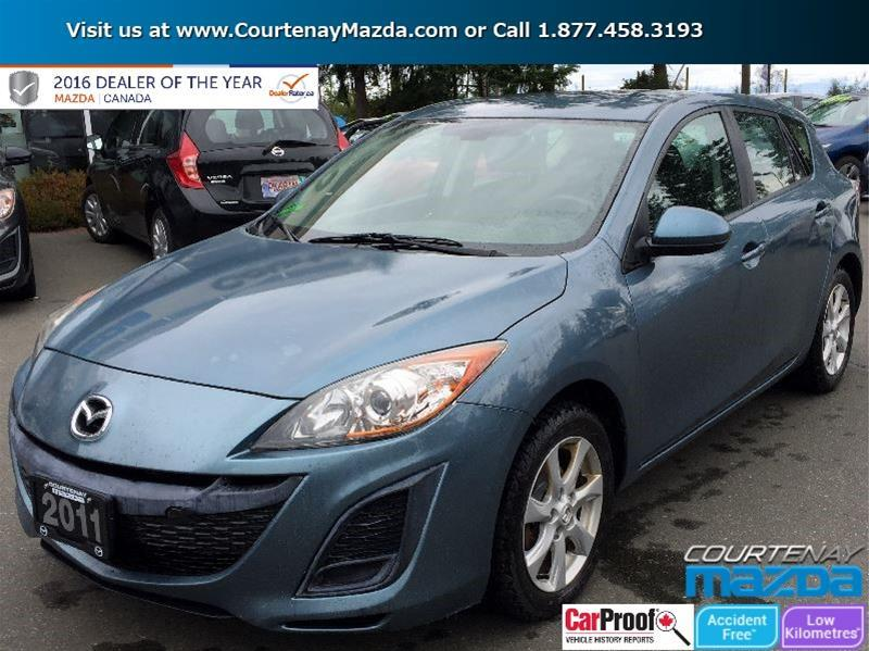 2011 Mazda Mazda3 Sport GS 6sp #P4440