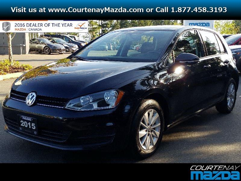 2015 Volkswagen Golf 5-Dr 1.8T Trendline at Tip #P4475
