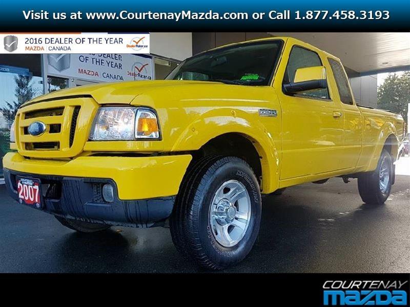 2007 Ford Ranger Sport Supercab #P4482