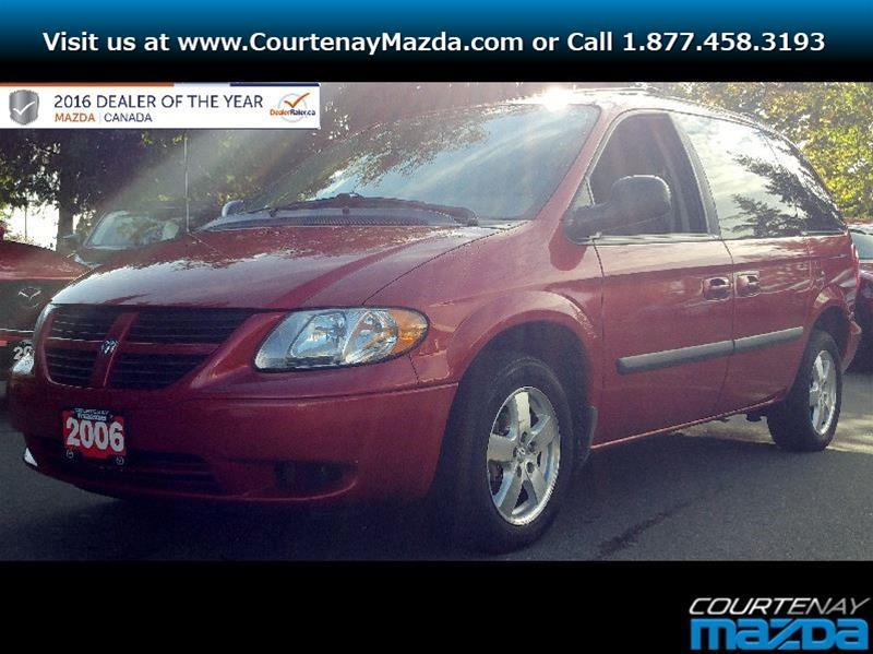2006 Dodge Caravan SXT #P4486