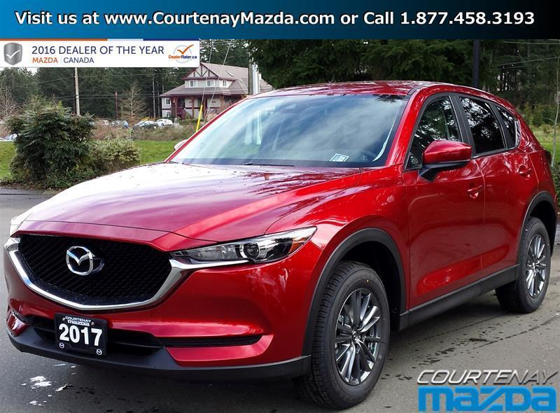2017 Mazda CX-5 GS AWD at #17CX54544