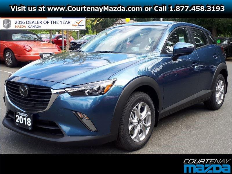 2018 Mazda CX-3 GS FWD at #18CX34806