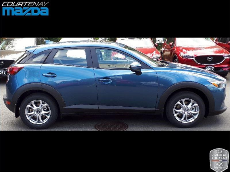 2018 mazda cx 3 gs fwd at new for sale in courtenay at courtenay mazda. Black Bedroom Furniture Sets. Home Design Ideas