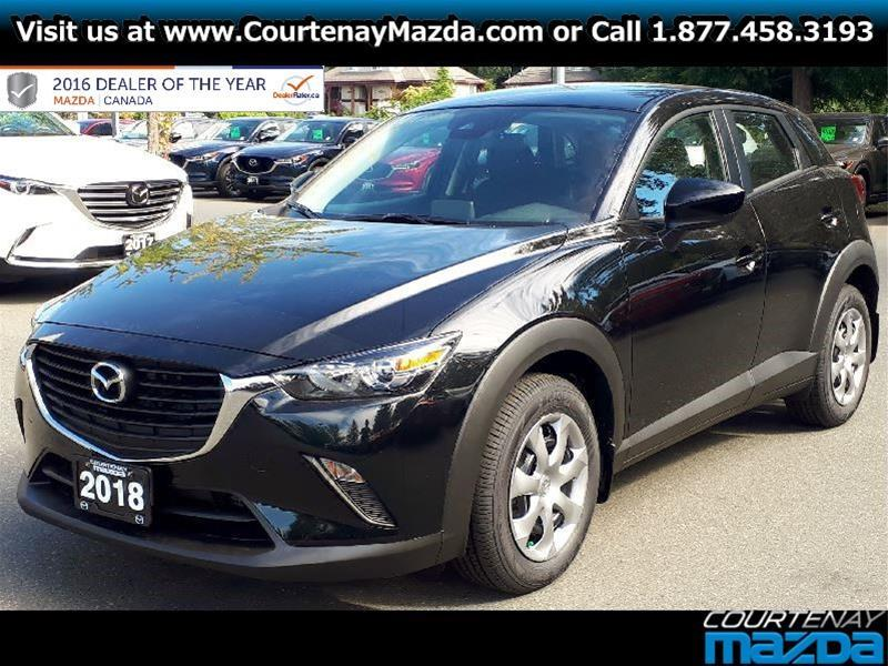 2018 Mazda CX-3 GX FWD at #18CX36310