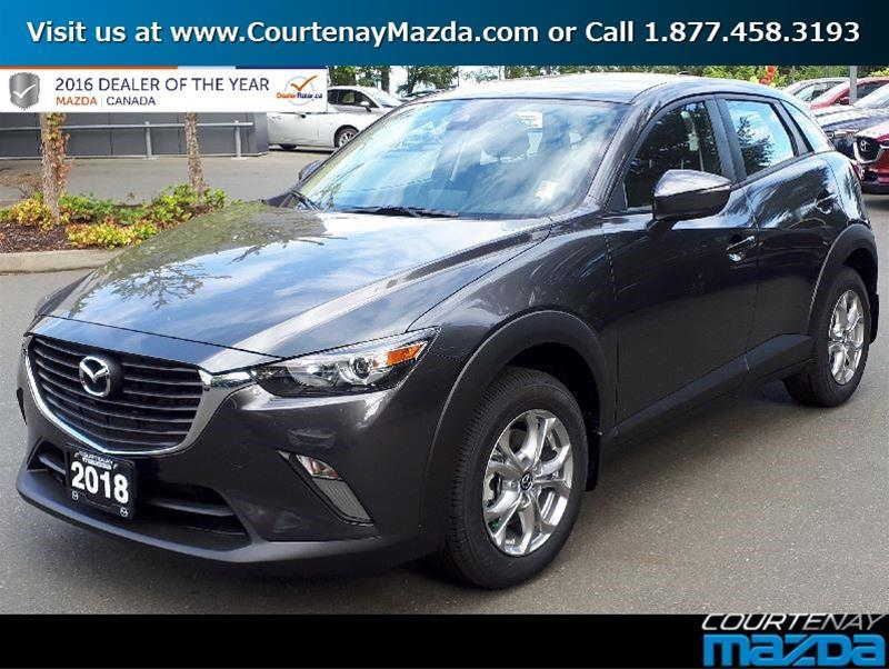 2018 Mazda CX-3 GS FWD at #18CX39725