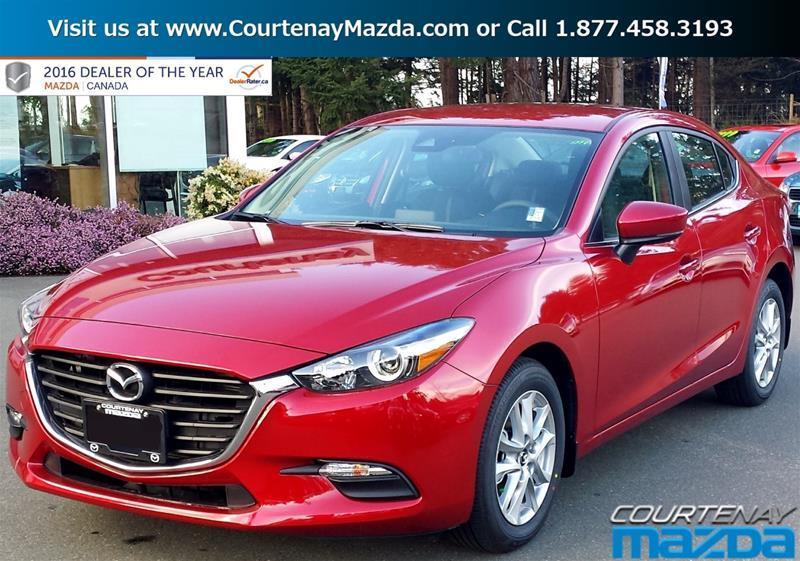 2018 Mazda MAZDA3 GS at #18MZ34990