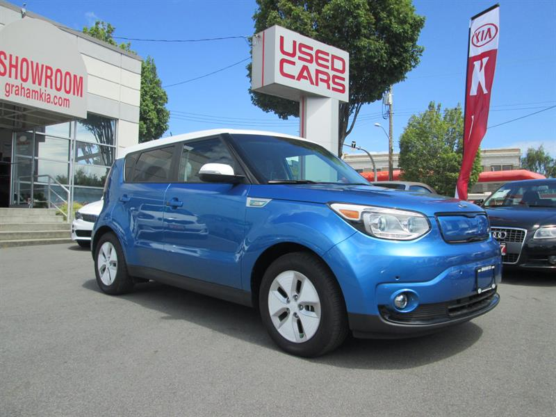2016 Kia Soul FULL ELECTRIC #015266