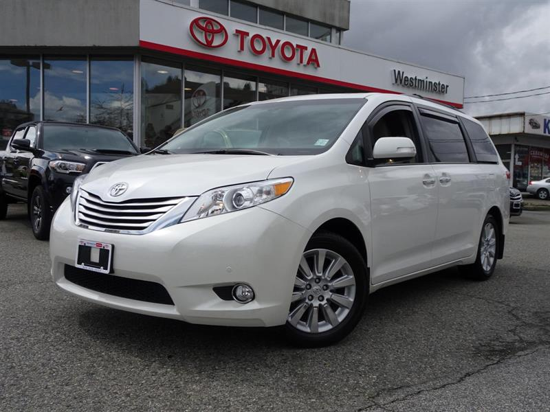 2014 Toyota Sienna XLE Limited #P6263T
