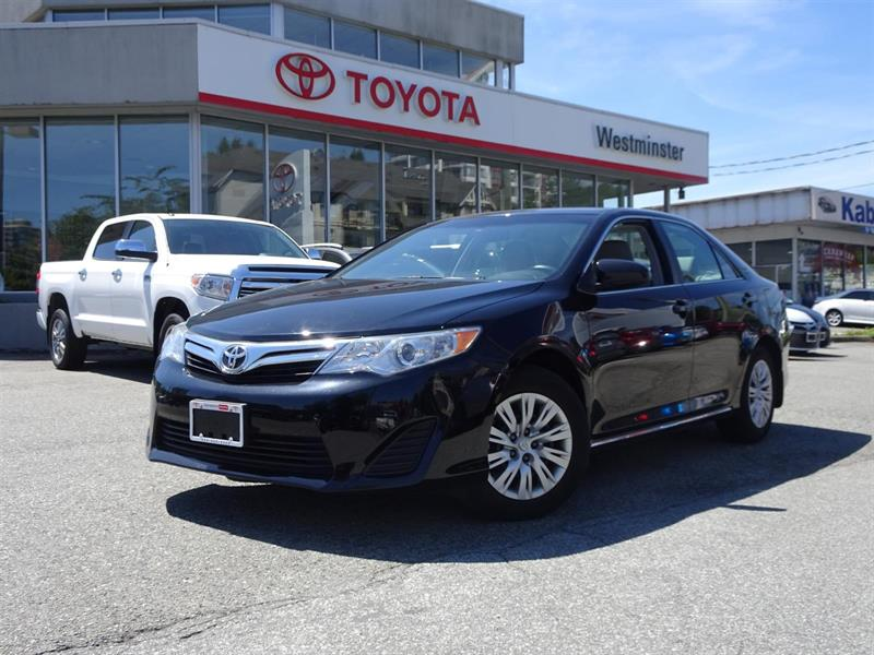 2013 Toyota Camry LE #CM17797A