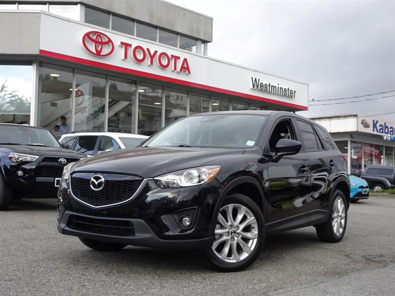 2014 Mazda CX-5 GT with Navigation #SE17945A