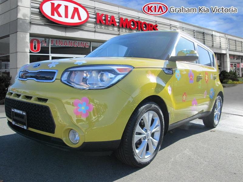 2014 Kia Soul Factory Warranty/Perfect Carproof #A1362A