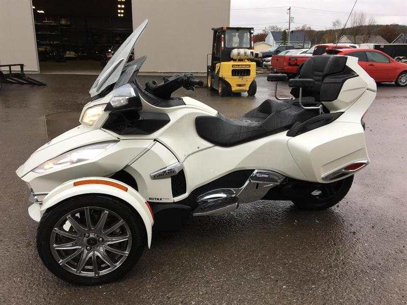 Can-am Spyder RT-LTD 2013 #30752RDL VENDU
