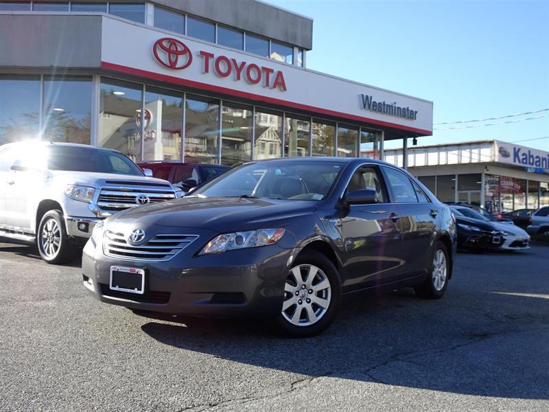 2007 Toyota Camry Hybrid Hybrid #CH18086A