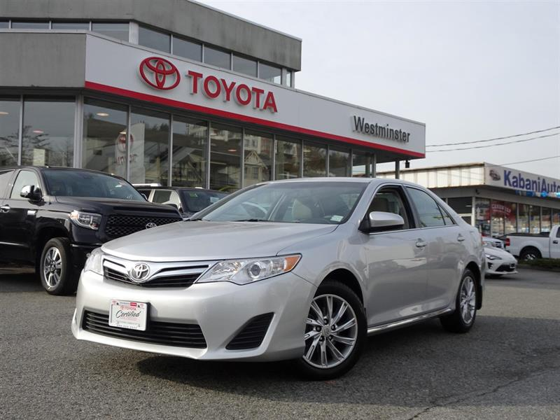 2014 Toyota Camry LE #P6415T