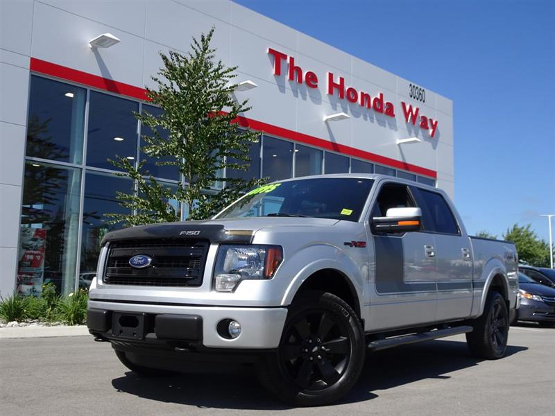 2013 Ford F-150 FX4 4WD #P5023
