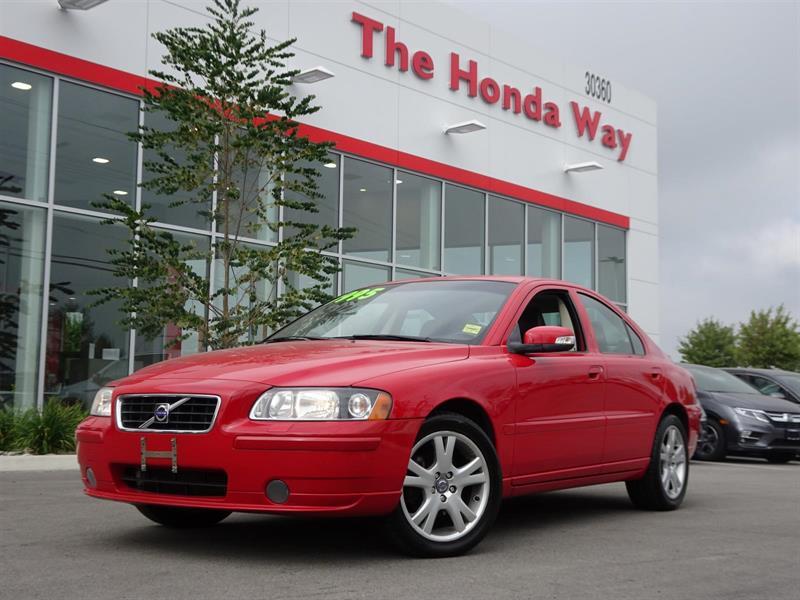 2007 Volvo S60 2.5T #P5036
