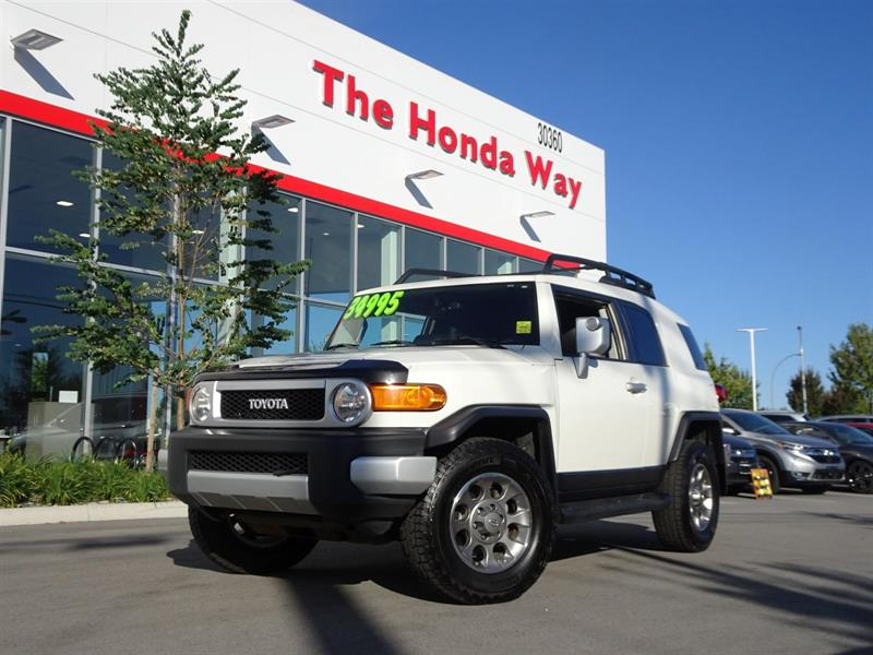 2012 Toyota FJ Cruiser 4WD AT #P5032
