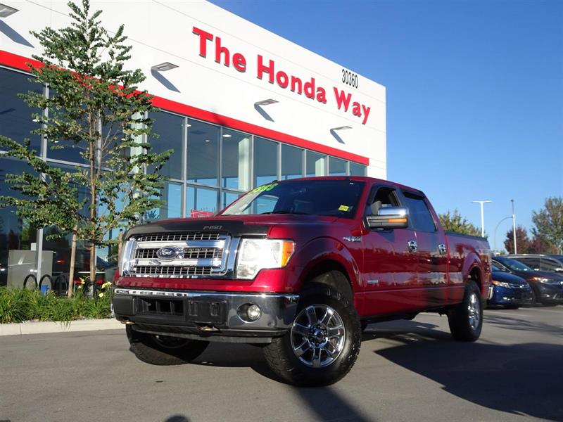 2013 Ford F-150 XLT #P5059