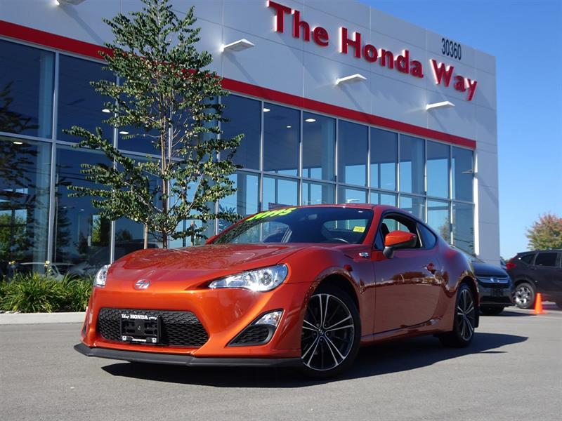 2016 Scion Fr-s 6MT #P4935A