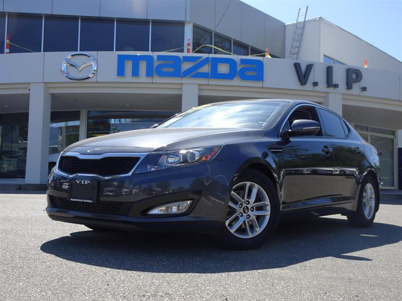 2012 Kia Optima LX, LEATHER, AUTO #B7387