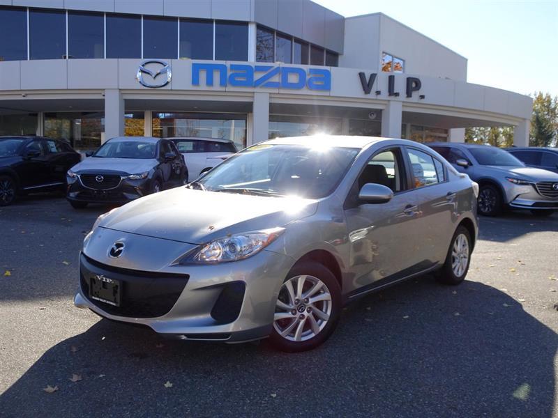 2013 Mazda MAZDA3 GS, AUTO #8064A